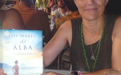 «Los mares del alba» en el club de lectura de Altea
