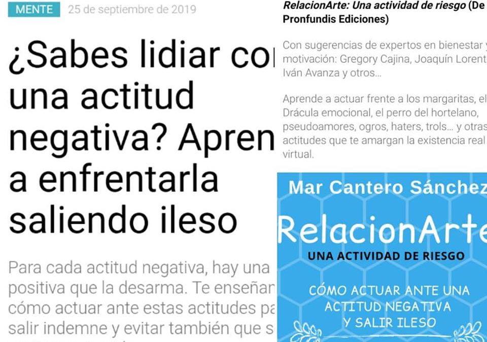 RelacionArte en Objetivo Bienestar, Mar Cantero Sanchez, www.marcantero.com