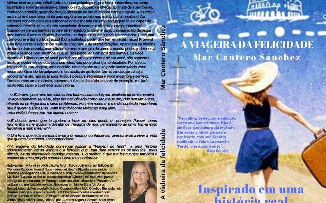 La viajera de la felicidad traducida al portugués