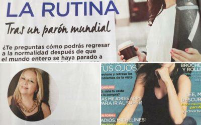Mi nuevo artículo en la revista MÍA… ¡EN PORTADA!