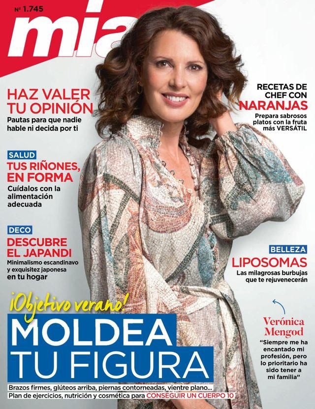Revista MÏa portada, Cumple tus objetivos, Mar Cantero Sánchez, www.marcantero.com