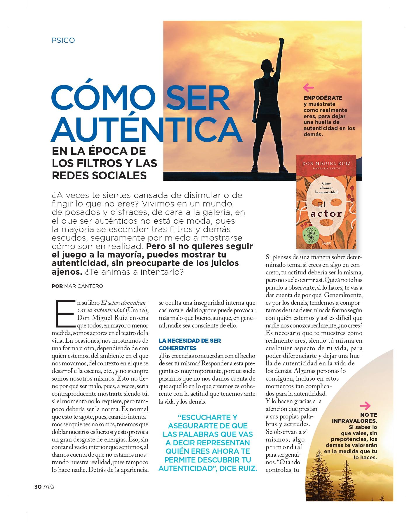Simplifica tu vida y sé feliz, Mía 1655, portada,Mar Cantero Sánchez, www.marcanterosanchez.com