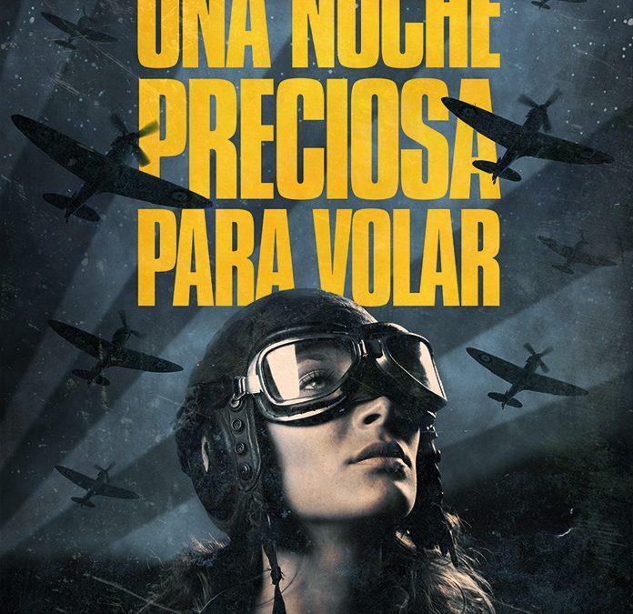 «Una noche preciosa para volar», Ed. Edhasa, Mar Cantero